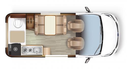 fourgon am nag cap land gamme compact. Black Bedroom Furniture Sets. Home Design Ideas